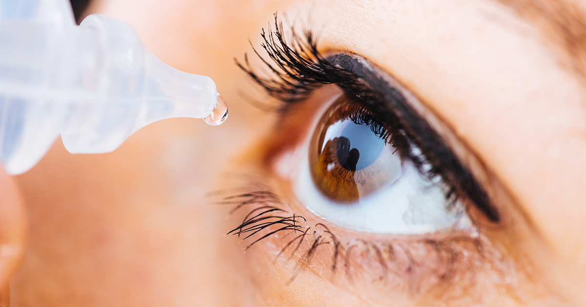 When Is The Best Time To Use Artificial Tears For Dry Eyes