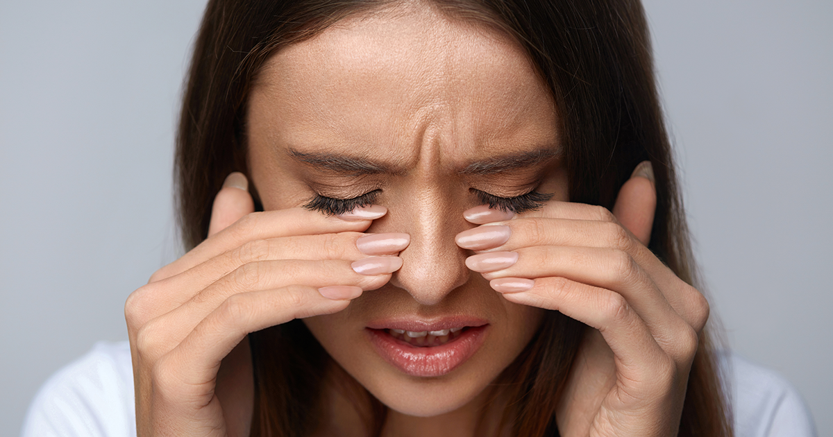 Burning Eyes: Causes and How to Get Relief