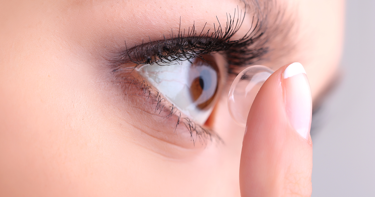 Contact Lens Basics: Types of Contact Lenses, And More