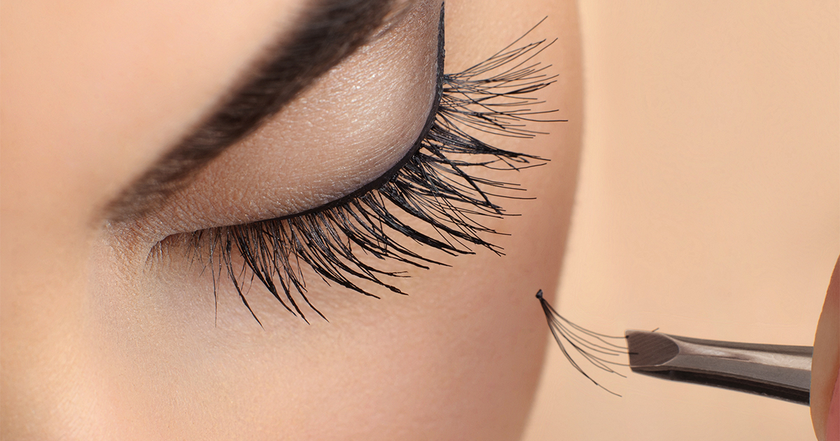 Eyelash Extensions - Are They Safe?