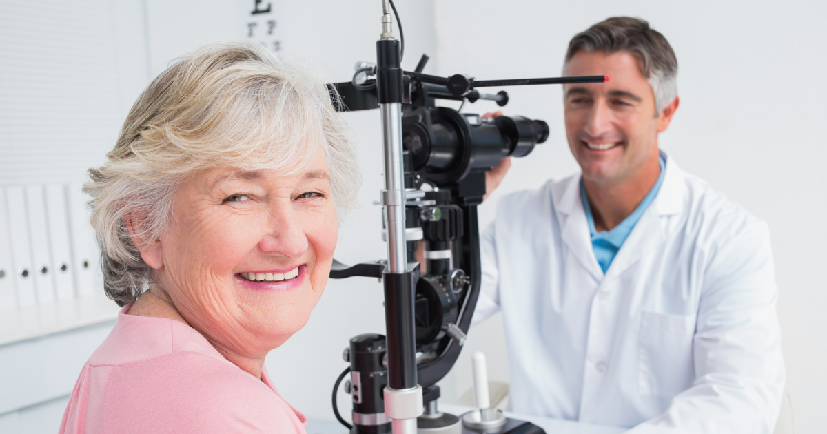 Choosing an Eye Doctor
