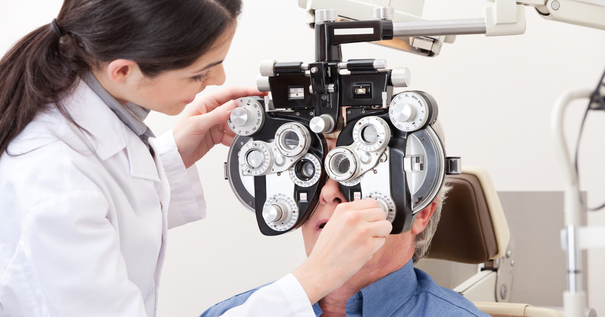 Types of Optometrist