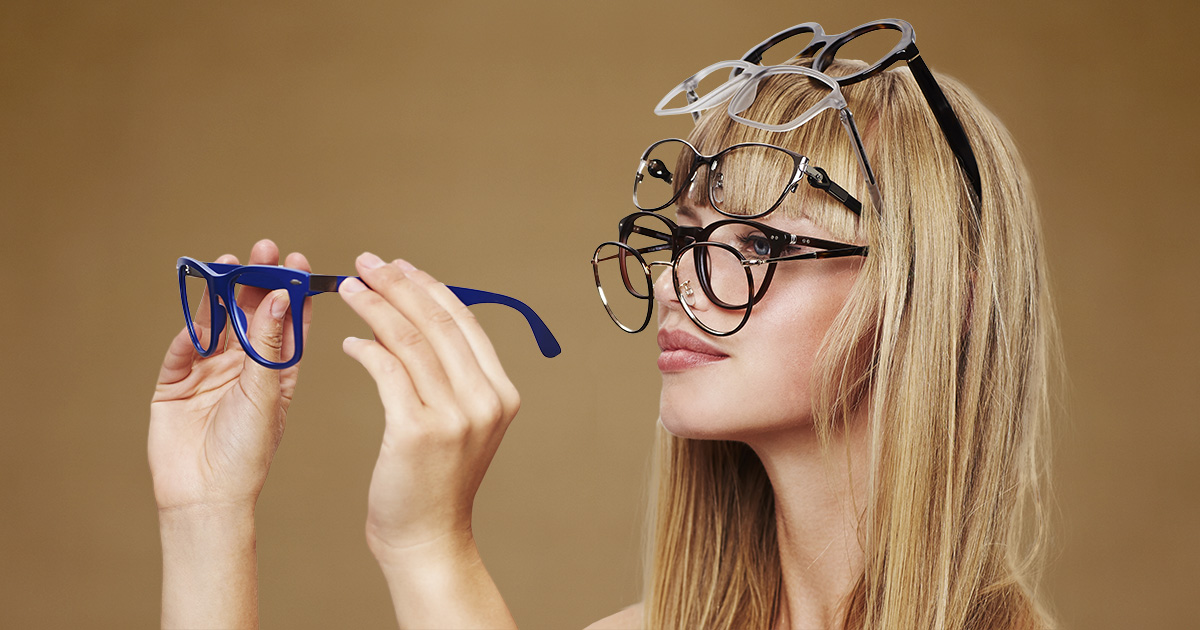 How many pairs of glasses do you need?