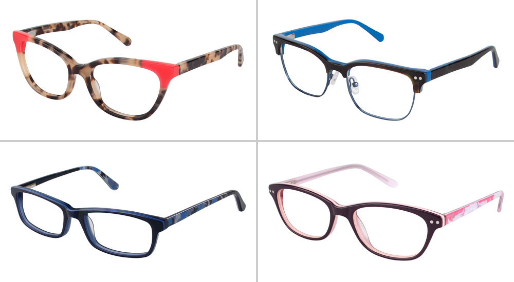 Children's Eyeglasses and Eyeglass Frames