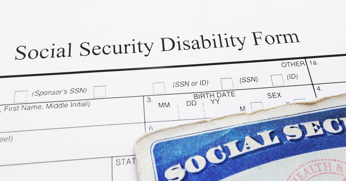 Social Security Disability for Legally Blind Americans