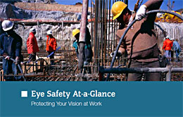 Eye Safety At-a-Glance
