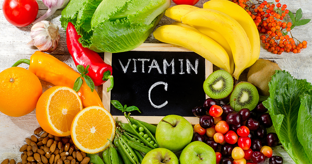 What Foods Are High In Vitamin A And C