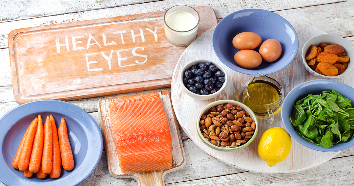 12 Recipes For Healthy Eyes