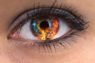 Why Do Contacts Burn Allaboutvision Com