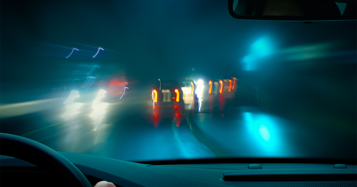 Night Vision And Driving How Safe Are Older Drivers