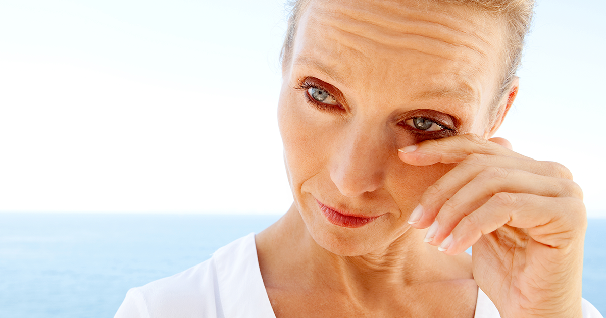 Dry Eyes After Menopause Allaboutvision Com