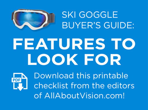 Promo: Ski goggle buyer's guide pdf