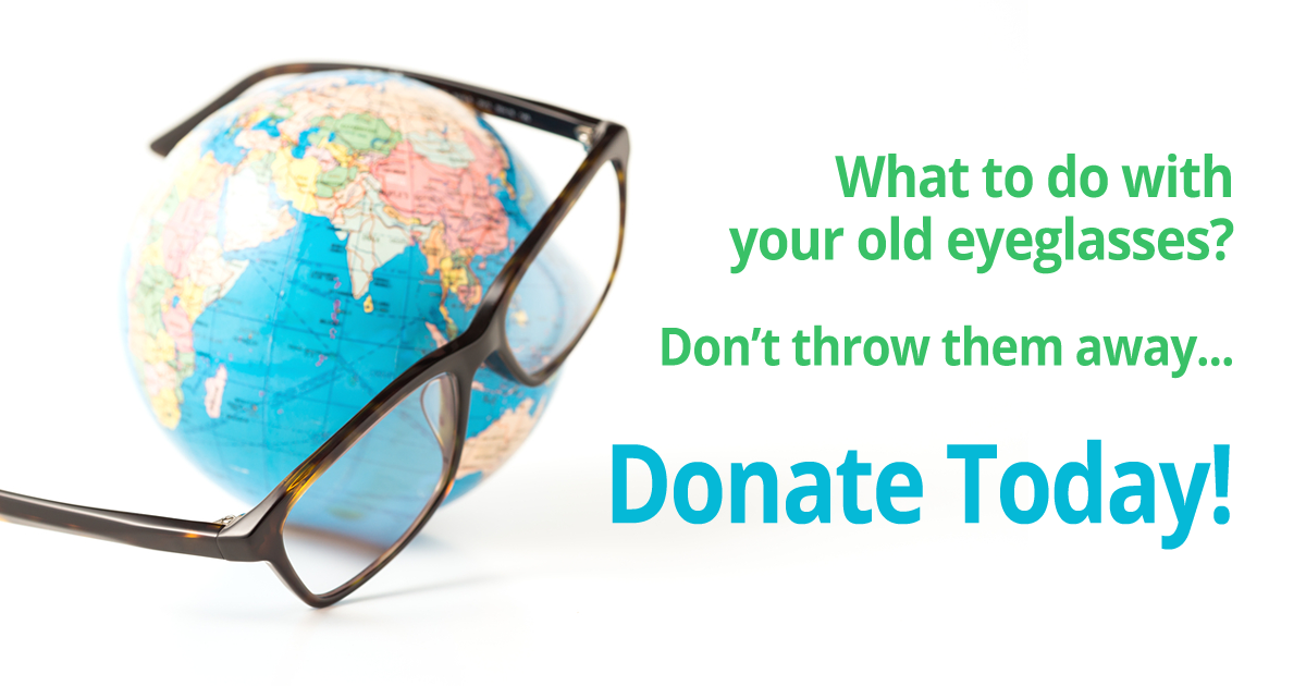 Donating Eyeglasses - AllAboutVision.com
