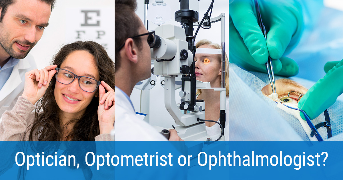 e8f3a1035d Choosing an Eye Doctor - Optometrist or Ophthalmologist