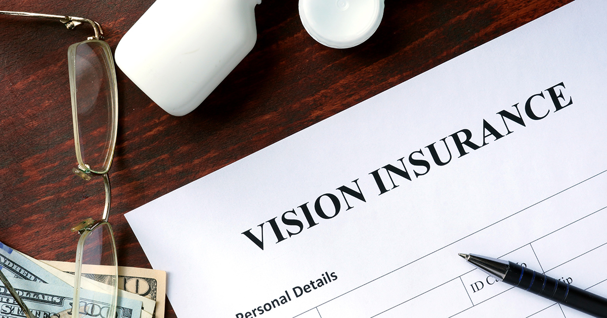 What Is Vision Insurance, And What Does It Cost-9536