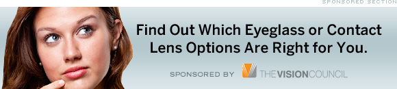 Which vision correction option is best for you? Sponsored by The Vision Council.